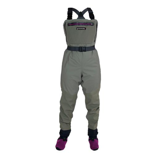 Compass 360 Women's Ledges Breathable Chest Wader