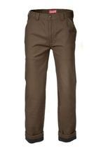 Coleman Men's Fleece Lined Pant BROWN