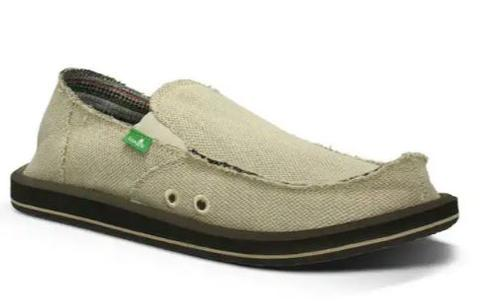 Sanuk Men's Hemp Shoe
