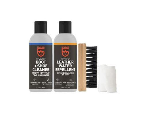 Gearaid Revivex Leather Boot Care Kit