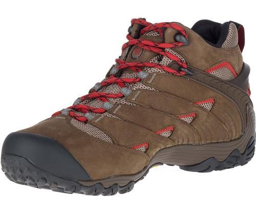 Merrell Men's Chameleon 7 Mid Waterproof Shoe