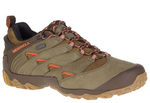 Merrell Woman's Chameleon 7 Waterproof Shoe