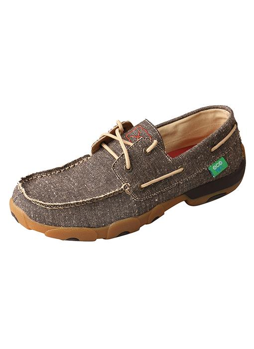 Twisted X Men's Eco Twx Driving Moccasins