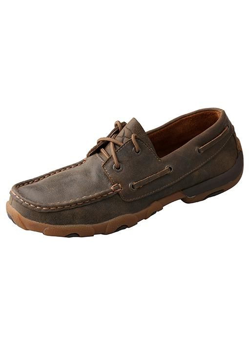 Twisted X Women ' S Driving Moccasins