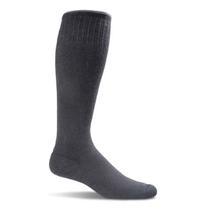 Sockwell Men's Circulator Graduated Compression Socks BLACK