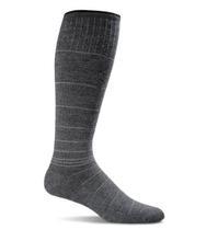 Sockwell Men's Circulator Graduated Compression Socks CHARCOAL