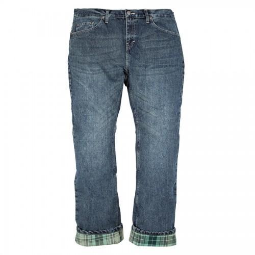 Berne Women's Flannel Lined Jean
