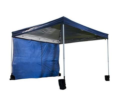 World Famous Sports 10x10 Sun Canopy