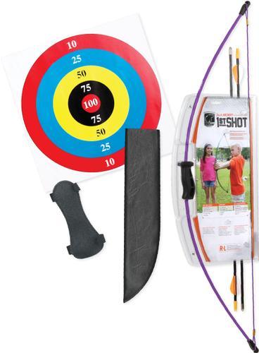 Bear Archery First Shot Youth Bow Set