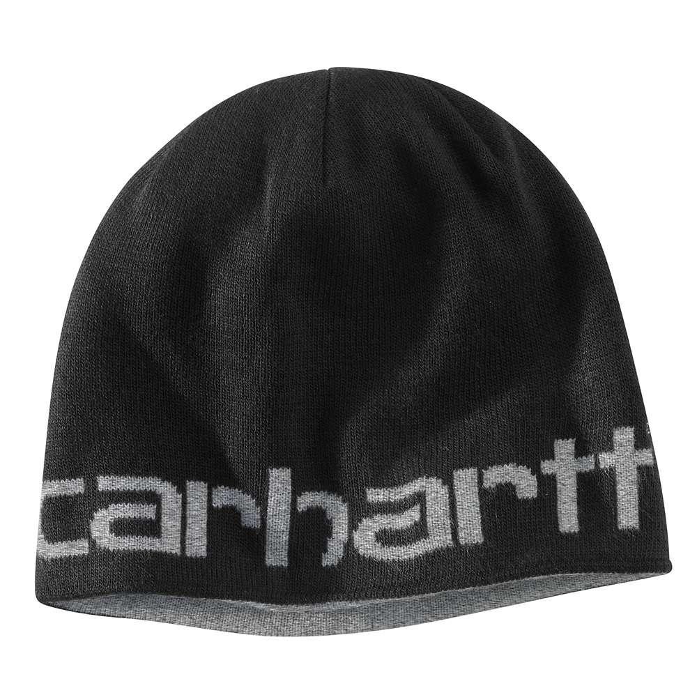 Carhartt Men's Greenfield Reversible Hat BLACK