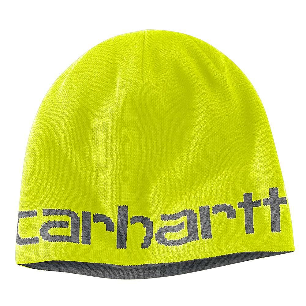 Carhartt Men's Greenfield Reversible Hat BRIGHT_LIME