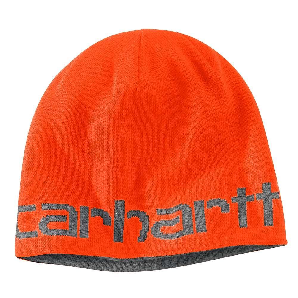 Carhartt Men's Greenfield Reversible Hat BRIGHT_ORANGE