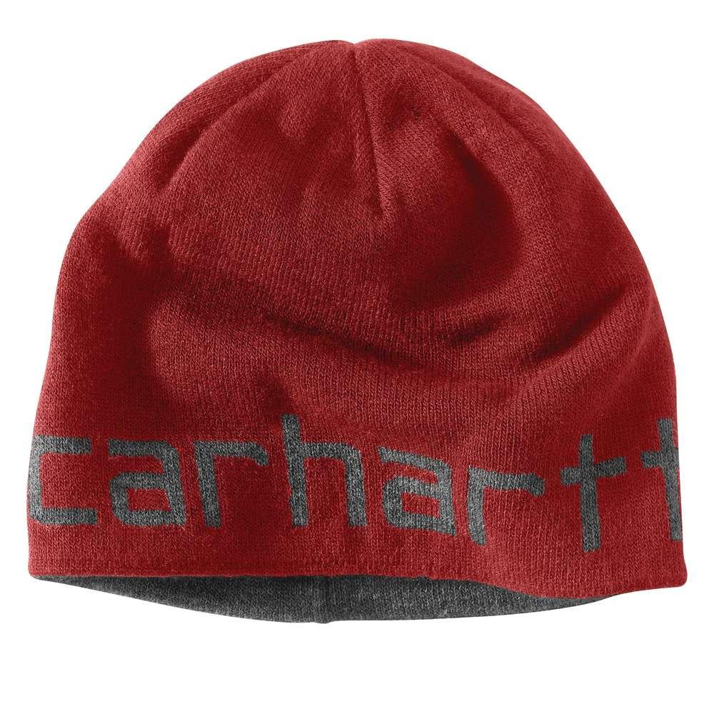 Carhartt Men's Greenfield Reversible Hat DARK_CRIMSON