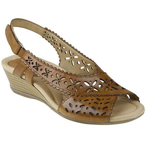 Earth Women's Tulip Wedge Sandal