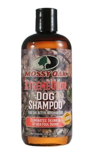 NILodor Mossy Oak Xtreme Dog Shampoo