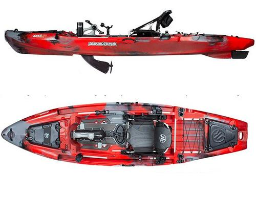 Jackson Kayak Big Rig FD Fishing Kayak