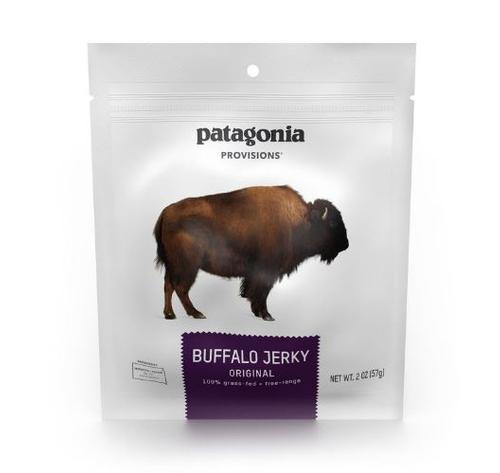 Patagonia Provisions Buffalo Jerky Original Flavor