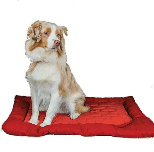 Kurgo Motivation Design Loft Wander Waterproof Travel Dog Bed