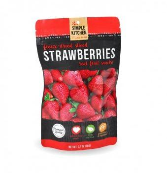 Wise Foods Freeze Dried Strawberries