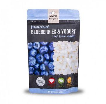 Wise Foods Freeze Dried Blueberry and Yogurt
