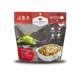 Wise Foods Outdoor Chili Mac with Beef