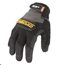 Ironclad Heavy Utility Gloves BLACK