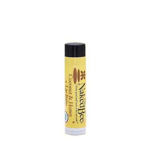 The Naked Bee Coconut and Honey Lip Balm