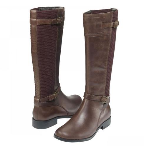 Aetrex Women's Chelsea Tall Riding Boot