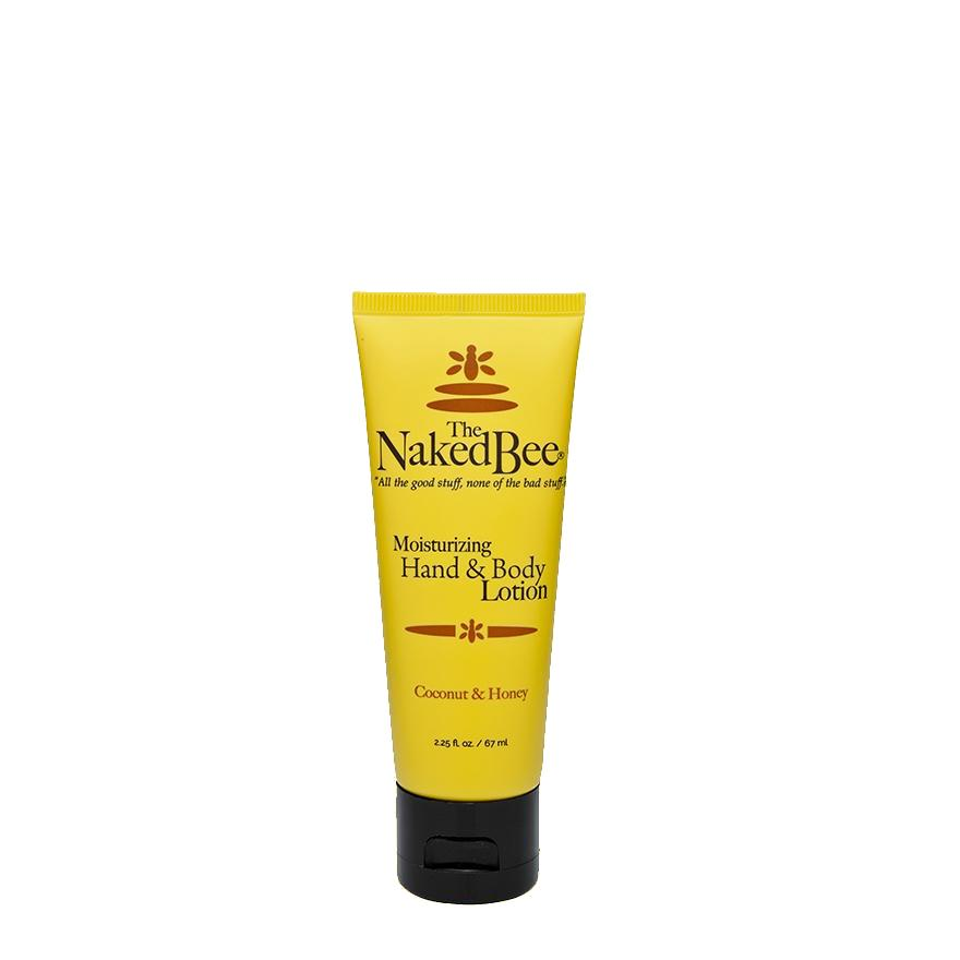 The Naked Bee Coconut And Honey Lotion 2oz Tube