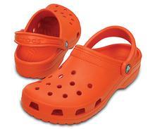 Crocs Classic Clog TANGERINE