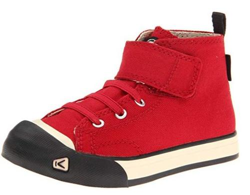 Keen Footwear Kid's Coronado High Top Canvas Shoe