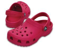 Crocs Kid's Classic Clog CANDY_PINK
