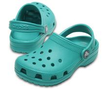 Crocs Kid's Classic Clog TROPICAL_TEAL