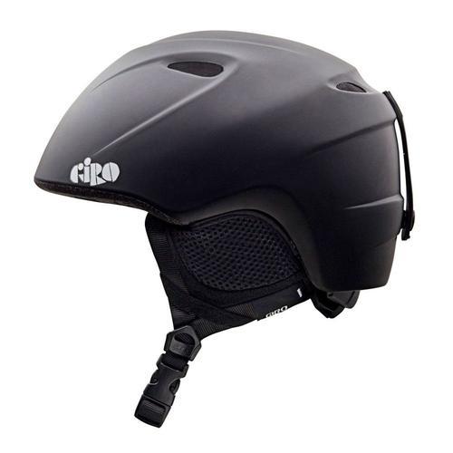 Giro Kids' Slingshot Snow Helmet Black