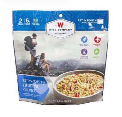 Wise Foods Strawberry Granola Crunch