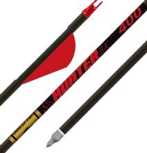 Gold Tip Hunter Raptor Vein Arrows BLK/RD