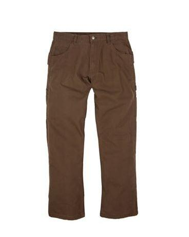 Berne Men's Washed Duck Carpenter Pant