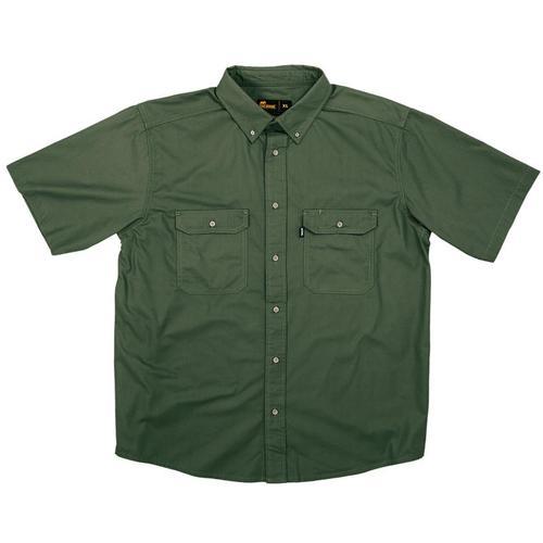 Berne Short Sleeve Ripstop Work Shirt