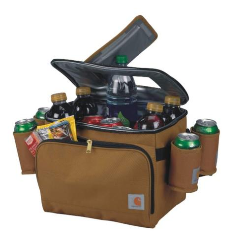 Carhartt Deluxe Cooler With Beverage Sleeves