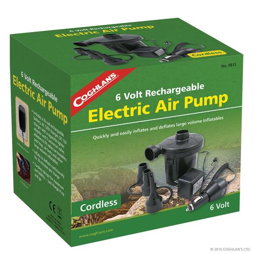 Coghlan's 6V Rechargeable Air Pump