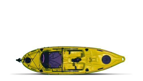 Riot Kayaks Mako 10' with Pedal Drive