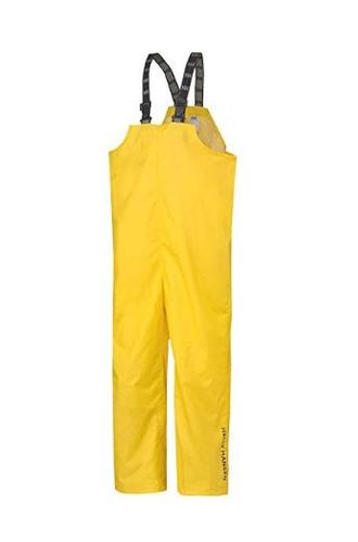 Helly Hansen Workwear Men's Mandal Waterproof Rain Pant Bib Overalls