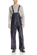 Helly Hansen Workwear Men's Mandal Waterproof Rain Pant Bib Overalls NAVY