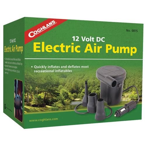 Coghlan's 12v DC Electric Air Pump
