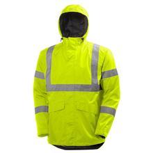 Helly Hansen Alta Shelter Hi-Vis Class 3 Shell Jacket YELLOW