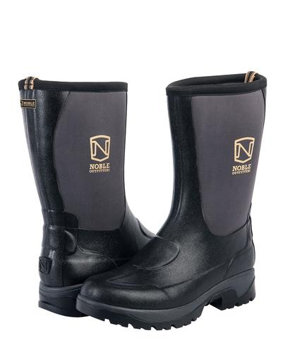 Noble Outfitters Men's MUDS Stay Cool Mid Boot