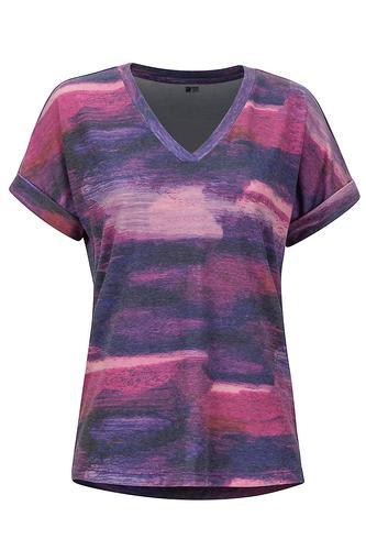 Marmot Mountain LLC Women's Asilomar SS Shirt
