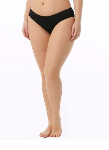 TYR Women's Solid Mid Rise Bottom