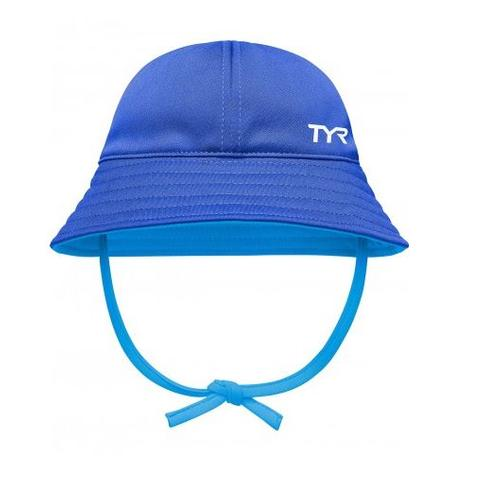 TYR Kid's Start To Swim Reversible Sun Hat