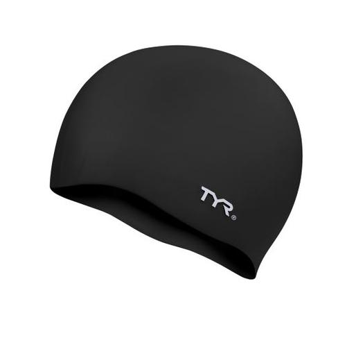 TYR Wrinkle-Free Silicone Adult Swim Cap